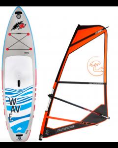 F2 Wave Windsup set Complete